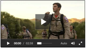CoCoSAR Video Search and Rescue